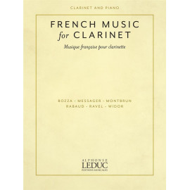 FOR CLARINET AND PIANO
