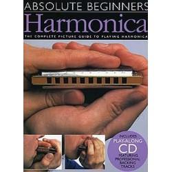 ABSOLUTE BEGINNERS AM92619, HARMONICA