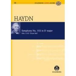 SYMPHONMY NO.103 ES-DUR /SCORE+ CD
