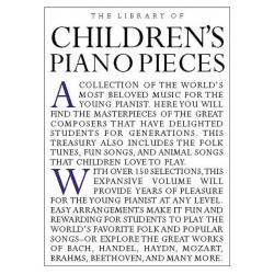 CHILDREN'S PIANO PIECES