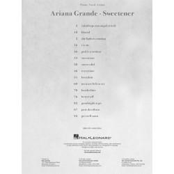 ARIANA GRANDE HL00284921, SWEETENER