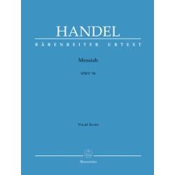 MESSIAH HWV 56/ SCORE