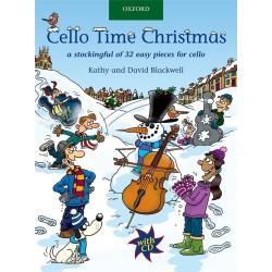 CELLO TIME CHRISTMAS