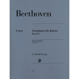 PIANO VARIATIONS VOL.II URTEXT