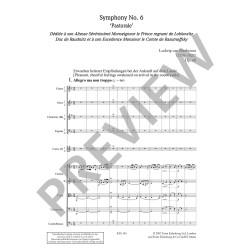 SYMPHONY NO.6 F-DUR OP.68 PASTORALE