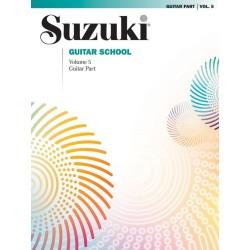 SUZUKI / GUITAR SCHOOL / 0398, REVISED ED./ GUITAR