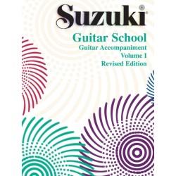 SUZUKI / GUITAR SCHOOL / 0389S, GUITAR ACCOMPANIME