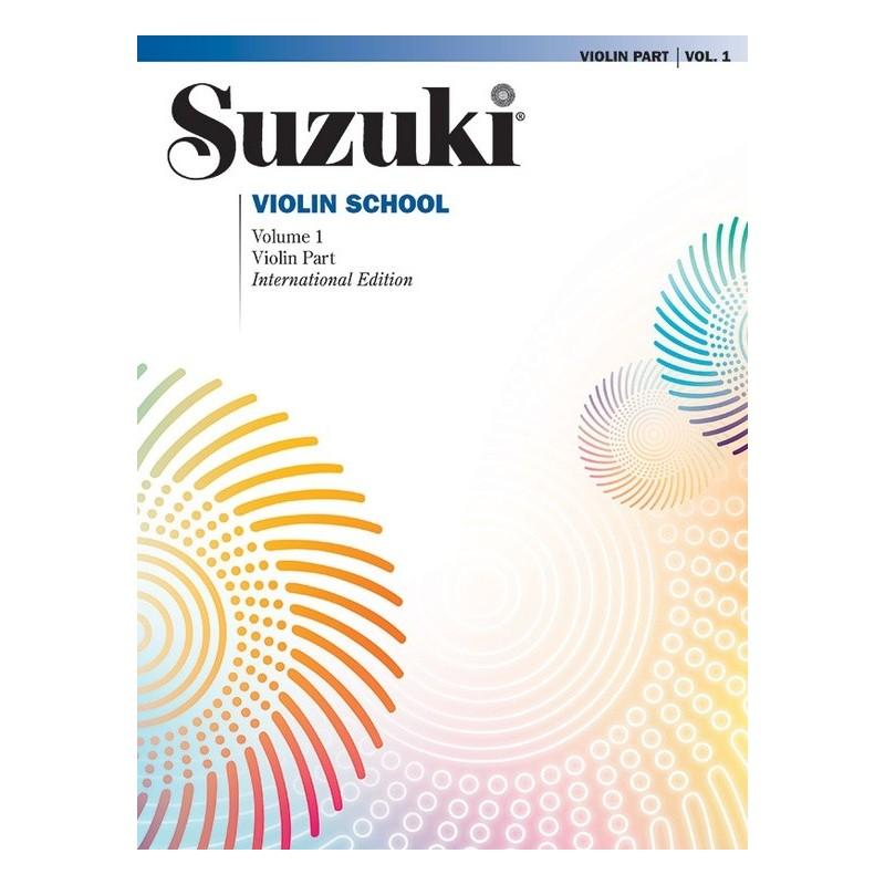 SUZUKI / VIOLIN SCHOOL / 0144S, REVISED ED. / VIOL