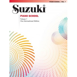 SUZUKI / PIANO SCHOOL / 0444SX, VOL.7