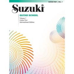 SUZUKI / GUITAR SCHOOL / 33470, REVISED ED./ GUITA