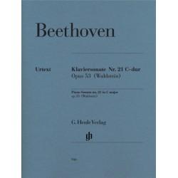 PIANO SONATA NO.21 C-DUR OP.53 / WALDSTEIN
