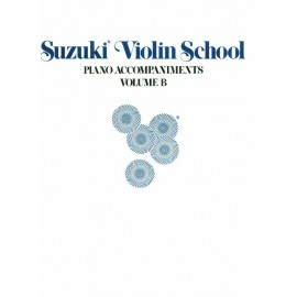 SUZUKI / VIOLIN SCHOOL / 0228, PIANO ACCOMPANIMENT