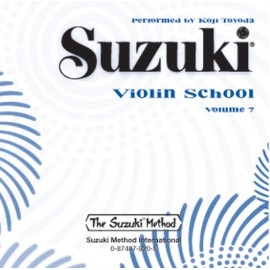 SUZUKI / VIOLIN SCHOOL / 0920, CD DO ZESZYTÓW SKRZ