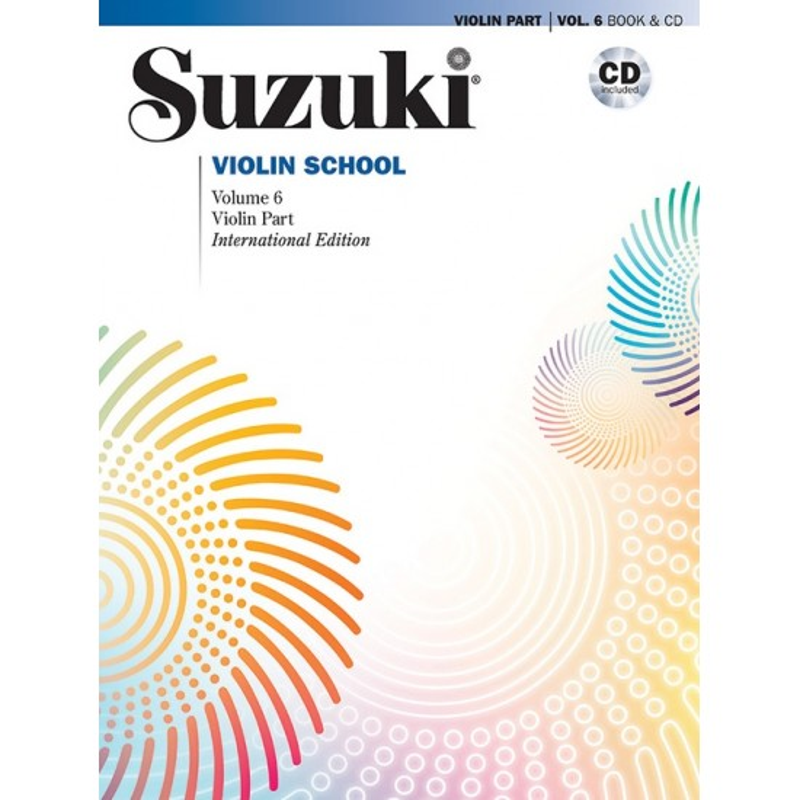 SUZUKI / VIOLIN SCHOOL / 39270, REVISED ED. / VIOL