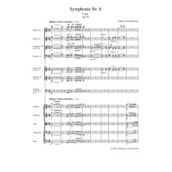SYMPHONY NO.8 F-DUR     OP.93