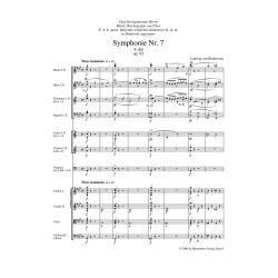 SYMPHONIE NR.7 A-DUR OP.92