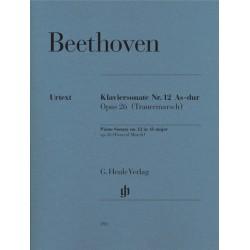 PIANO SONATA NO.12 AS-DUR OP.26