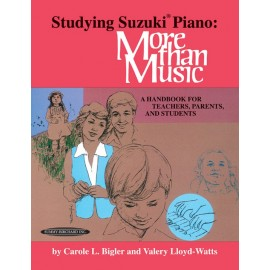 STUDYING SUZUKI  PIANO  / 0586