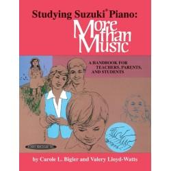 STUDYING SUZUKI  PIANO  / 0586