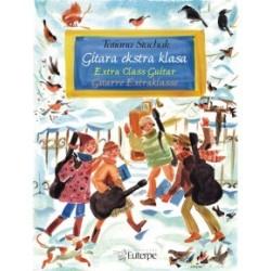 STACHAK T.  EU0603CD, GITARA EXTRA KLASA + CD