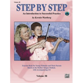 STEP BY STEP FOR VIOLIN / VOL. 3B