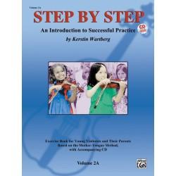 STEP BY STEP FOR VIOLIN / VOL. 2A
