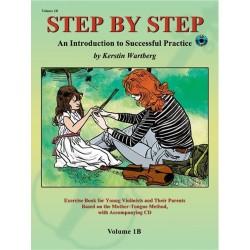 STEP BY STEP FOR VIOLIN / VOL. 1B
