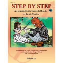 STEP BY STEP FOR VIOLIN / VOL. 1A