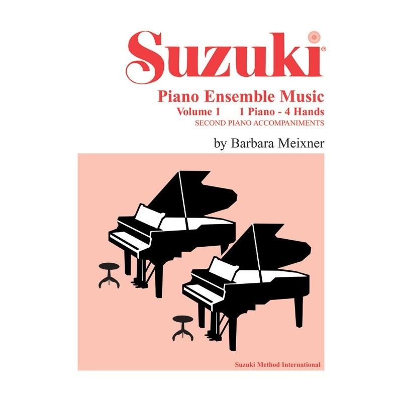 SUZUKI PIANO ENSAMBLE MUSIC VOL.1