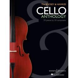 CELLO ANTHOLOGY      HL48019640