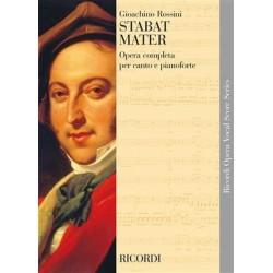STABAT MATER / VOCAL SCORE