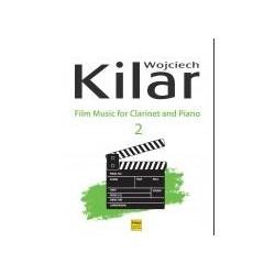 MUZYKA FILMOWA NA KLARNET I FORTEPIAN Z.2