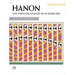 THE VIRTUOSO PIANIST  IN 60 EXERCISES