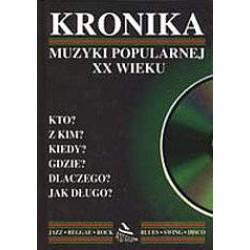 KRONIKA MUZYKI POPULARNEJ XX W