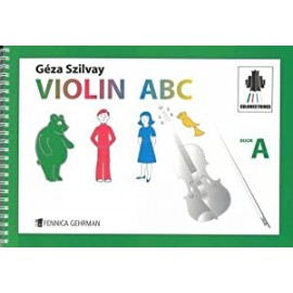 Violin ABC, Book A