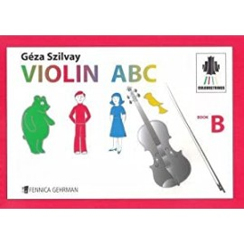 Violin ABC, Book B