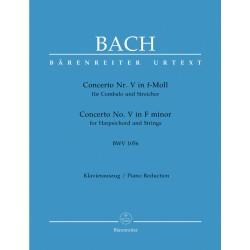 KONCERT NR 5 F-MOLL BWV1056 NA KLAW.I SMYCZK./WYC.