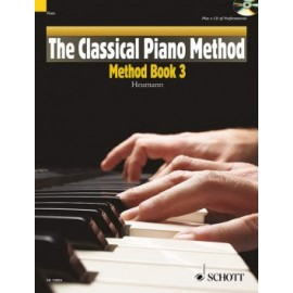 THE CLASSICAL PIANO METHOD/ METHOD BOOK 3