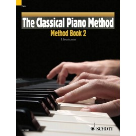 THE CLASSICAL PIANO METHOD/ MEHOD BOOK 2