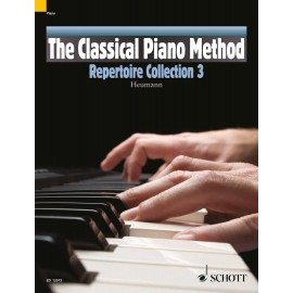 CLASSICAL PIANO METHOD / REPERTOIRE COLLECTION 3