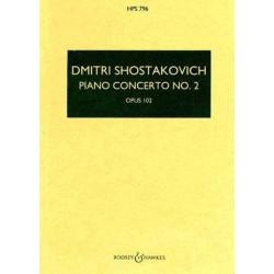 PIANO CONCERTO NO.2 OP.102
