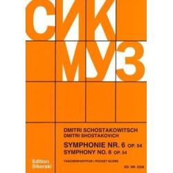 SYMPHONIE NR 6 OP.54