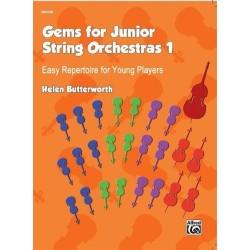 GEMS FOR JUNIOR STRING ORCHESTRAS 1