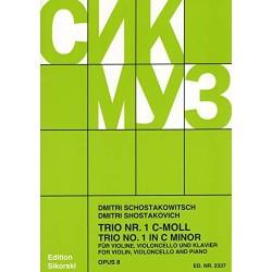 TRIO NR 1 C-MOLL / GłOSY