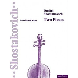 TWO PIECES FOR CELLO & PIANO