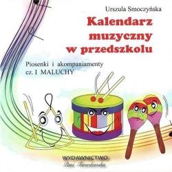 KALENDARZ MUZ. - CD - MALUCHY