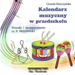 KALENDARZ MUZ. - CD - ŚREDNIAKI