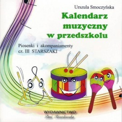 KALENDARZ MUZ. - CD - STARSZAKI