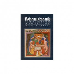 NOTAE MUSICAE ARTIS MUSICAL NOTATION IN POLISH SOU