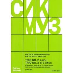 TRIO NR 2 E-MOLL